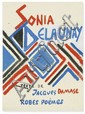 DELAUNAY, SONIA. Maquette for cover of