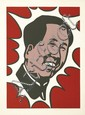 (LICHTENSTEIN, ROY.) Tuten, Frederic. The Adventures of Mao on the Long March.