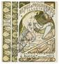 (POSTER ART.) Maillard, Léon. Menus & Programmes illustrés.