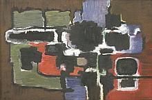 *Jacob Bornfriend (Czech, 1904-1976)  'STILL LIFE'  Signed l.r., oil on canvas  51 x 76c