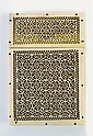 An Indian ivory Card Case, second half of the 19th