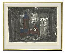*John Piper CH (1903-1992), 'ST JAMES THE LESS'