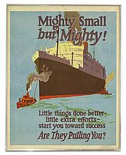 'Mighty Small but Mighty!', a work incentive