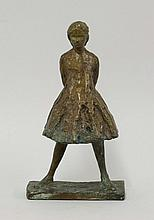 *Marie Machen SPS SWA, figure of a girl modelled