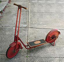 Cyclops Child's Scooter