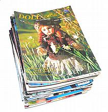 Thirty-two issues of
