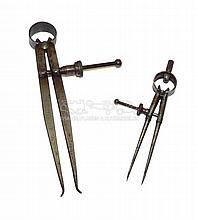Two Moore & Wright Sets of Dividers