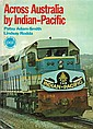 Book: 'Across Australia by Indian-Pacific'