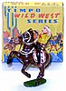 Timpo WW2006 diecast Cowboy on Horse