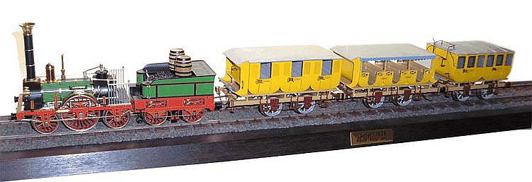 Marklin 1-gauge 5751 'Der Adler Boxed Set