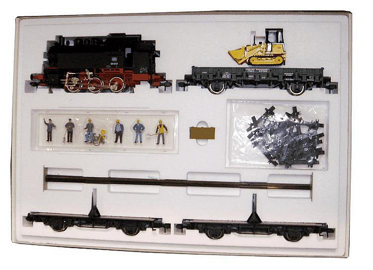 Marklin 1-gauge 5511 Track Laying Set