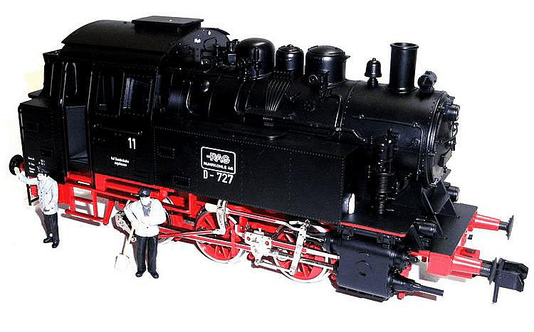 Marklin 1-gauge 85504 BR80 0-6-0 Tank Locomotive