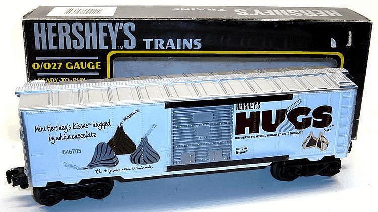 Hershey's Trains O-gauge Bogie Van