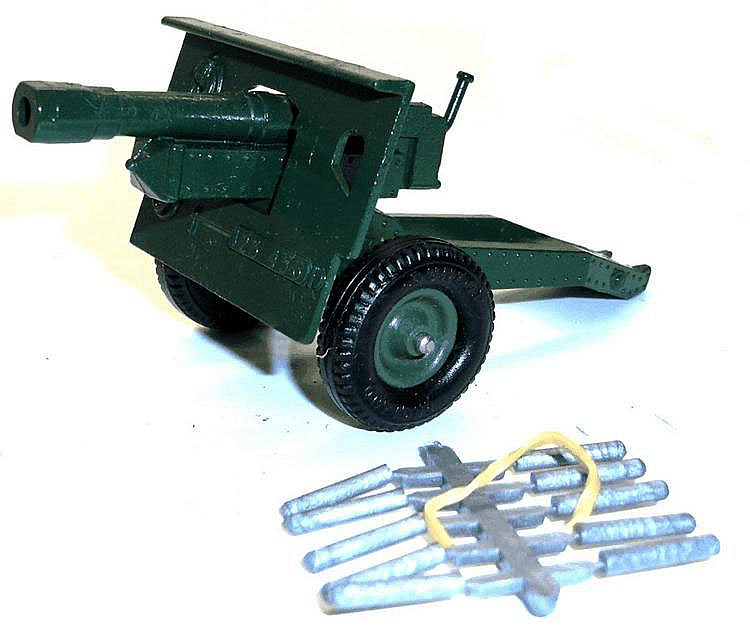 Britains 1:32 Scale British 25 PDR Howitzer