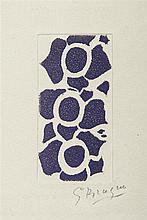 BENOIT Pierre-André. Né le. Alès, PAB, 14 juin 1957; in-12 (174 x 115mm) de 12 ff., couverture imprimée.