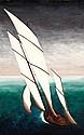 JULES LEFRANC (1887-1972) BISQUINE CANCALAISE
