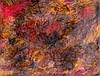 Raphaël Lonné (1910-1989) Composition Gouache sur papier Signée en bas à droite 20 x 26cm