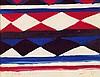 Sonia Delaunay-Terk (1885-1979) Projet de tissu Gouache sur carton Signée des initiales en bas à droite  Gouache on cardboard SIgned...