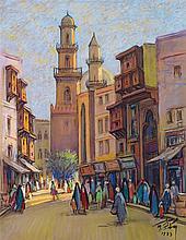 MOHAMMED SABRY (NÉ au CAIRE EN 1917)