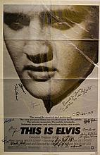 Original Elvis Presley Film Posters Collection