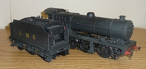 A Kit Built Gladiator Models 'O' Gauge Electric