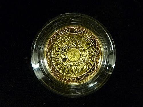 [ English Coins ]