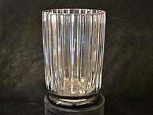 A Stevens & Williams Royal Brierley Clear Glass