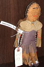 Iroquois Tuscarora Kachina doll