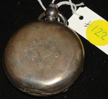 Antique Pocket Watch marked