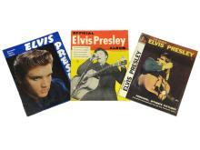 Three Elvis Fan Publications, Circa 1956
