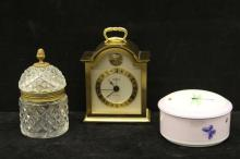 Assorted Table Articles & Decorative Objects