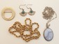 Lot of Silver & Gold Filled Jewelry
