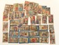 Vintage Asian Tobacco Cigarette Cards