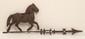 Vintage Horse Weathervane