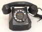 Automatic Electric Monophone AE40 Bakelite Desktop Phone