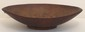 Antique Wood Dough Bowl with Repairs