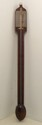 Antique Will Barclay Mahogany Barometer
