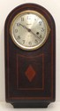 Ingraham Eight Day Balance Wheel Wall Clock