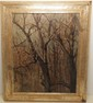 Badura Framed OOC Fall Forest Landscape
