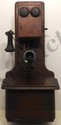 Western Electric 2 Box Wall Telephone Circa 1890's