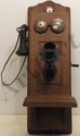 Leigh Electric Co. Long Case Wall Phone
