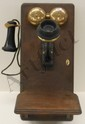 Western Electric Long Case Wall Telephone