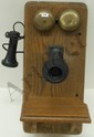 Stromberg Carlson Long Case Wall Telephone