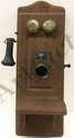 Swedish American Long Case Wall Telephone