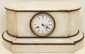 Alabaster French Mantel Clock