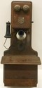 American Electric 2 Box Wall Telephone
