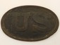 U.S. Cavalry Carbine Cartridge Box Plate