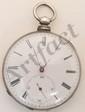 Arndd Adams & Co. Key Wind Pocket Watch