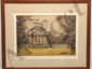 P Gould Color Litho 'University of Virginia'