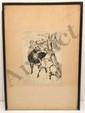 19th Century Utagawa Toyohiro Woodblock Print